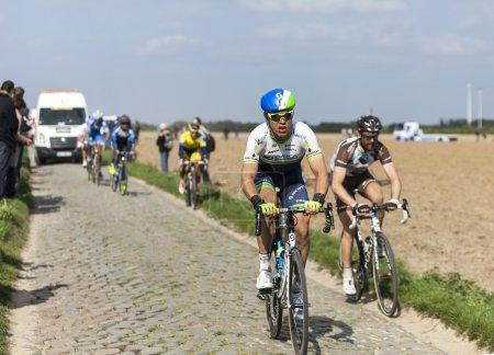 Michael Hepburn Paris Roubaix 2014