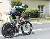 The Cyclist Alexandre Pichot - Tour de France 2014
