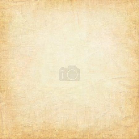 Photo pour Grunge vintage vieux papier fond carré format - image libre de droit
