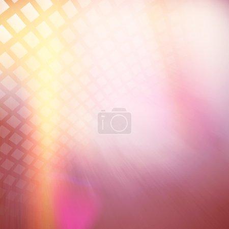 Abstract geometric pattern