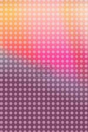 Abstract geometric square seamless pattern