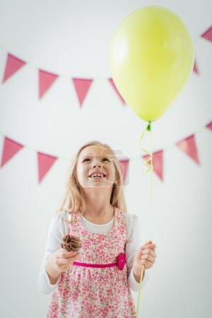 Birthday Little Girl