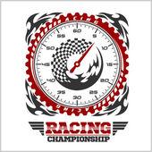 Racing Championship emblem