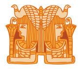 """Постер, картина, фотообои """"древнее египетское украшение"""""""