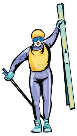 Winter Olympic games Biathlon