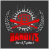 Bandits and hooligans - emblem of criminal nightlife