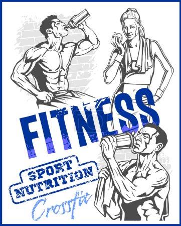 GYM  bodybuilding - Fitness club