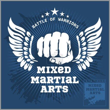 Fight club MMA Mixed martial arts