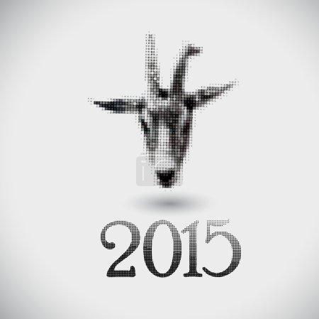 Symbol of the goat