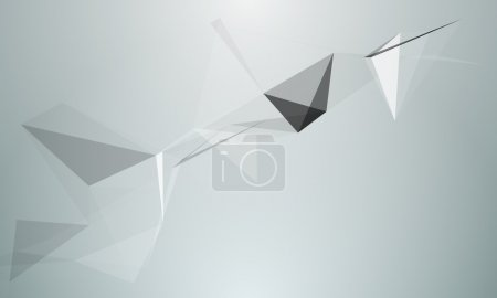 geometrical triangulation effects