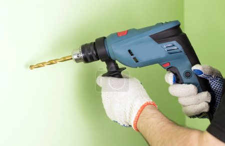Shock Electric drill