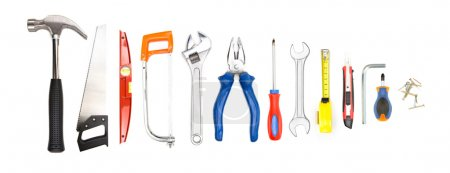 collection of tools on high definition