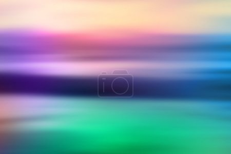 Abstract blur sunset nature background. Soft focus.