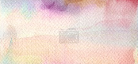 Photo for Abstract acrylic and watercolor painted background. Texture paper . - Royalty Free Image