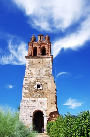 Don Francisco tower in Zafra, Extremadura region, Spain