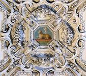 """Постер, картина, фотообои """"ягненок og бог, фрагмент купола зальцбургского собора"""""""