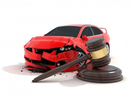Car crash and law