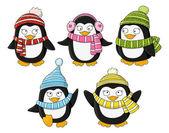 cute little penguins