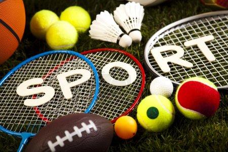 Sport equipment and balls