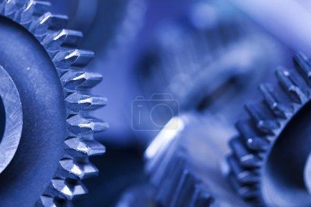 przemysłowy mechanizm