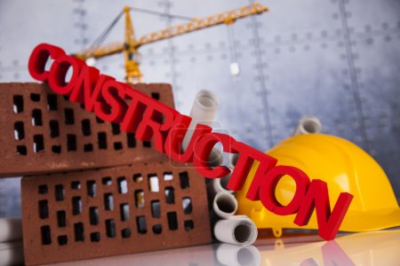 Construction equipment and building concept
