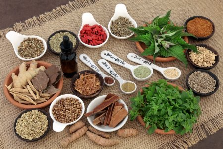 Herbs for Mens Health