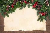 Tradiční vánoční hranice