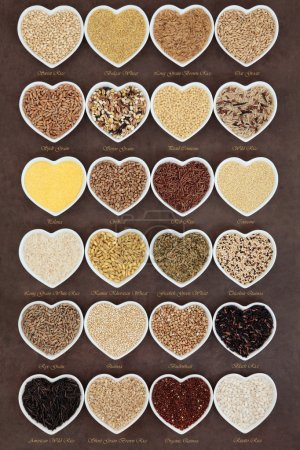Grain and Cereal Foods