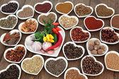 Byliny a koření jídlo Sampler