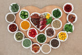 Miluji, bylinky a koření