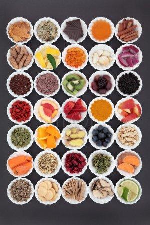 Immune Boosting Health  Food