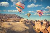 "Постер, картина, фотообои ""Воздушные шары над Каппадокии."""