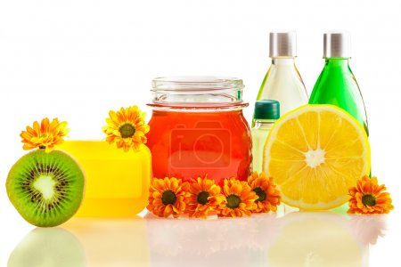 spa products and ingredients