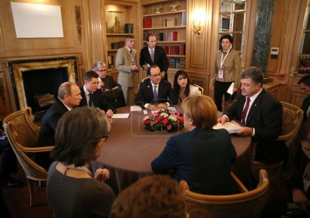 meeting on ASEM summit of European and Asian leaders