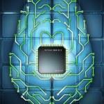 Постер, плакат: Electronic brain