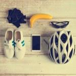 Постер, плакат: cyclist pack concept