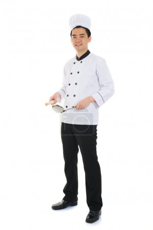 asian man - chef