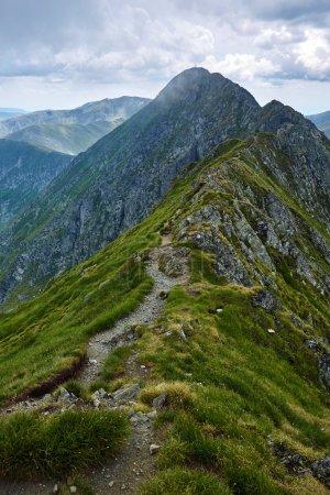 ocky mountains and hiking trai