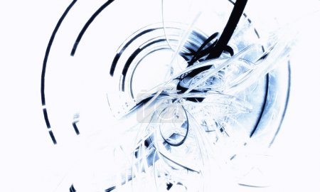 Photo pour Technologie abstraite arrière-plan moderne - image libre de droit