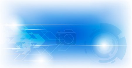 Abstract background technology design