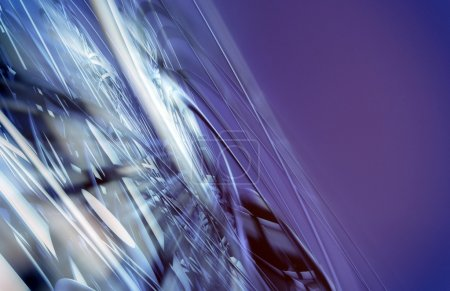 Photo for 3D rendering, abstract background design - Royalty Free Image