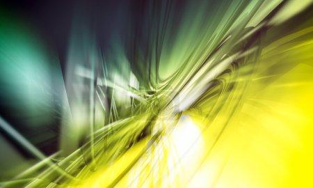 Photo pour Rendu 3D, conception abstraite de fond - image libre de droit