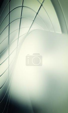 Foto de Fondo futurista 3D - Imagen libre de derechos