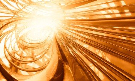 Photo pour Contexte technologique - image libre de droit