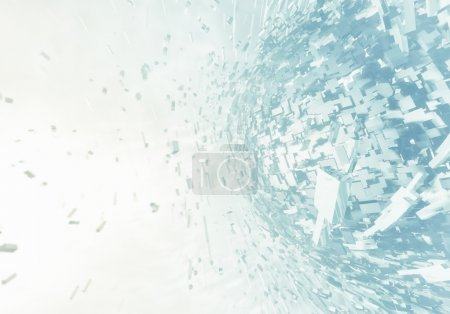 High resolution abstract background