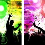 Big party illustration