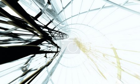 Technology abstract modern background