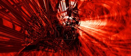 Abstract technology modern background