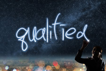 Concept of qualitied