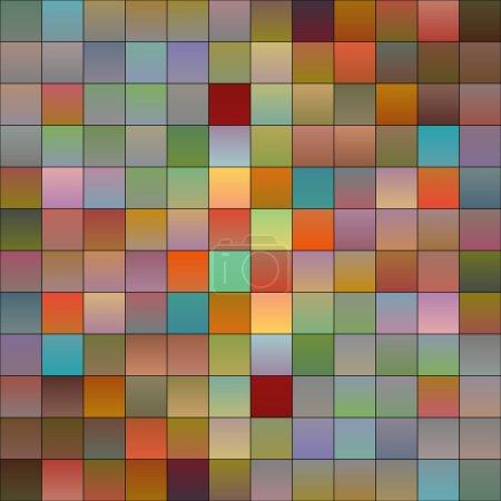Colorful pixels 3